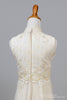 1970 Embellished Vintage Wedding Dress-Mill Crest Vintage
