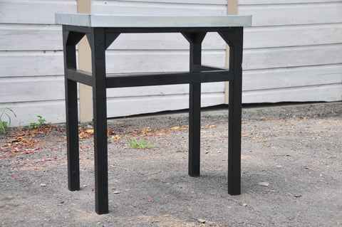 Outdoor Table, Black