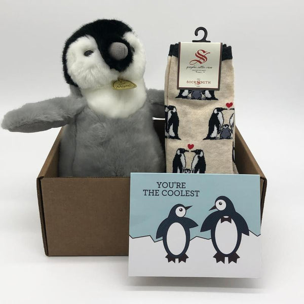 Penguin Care Package