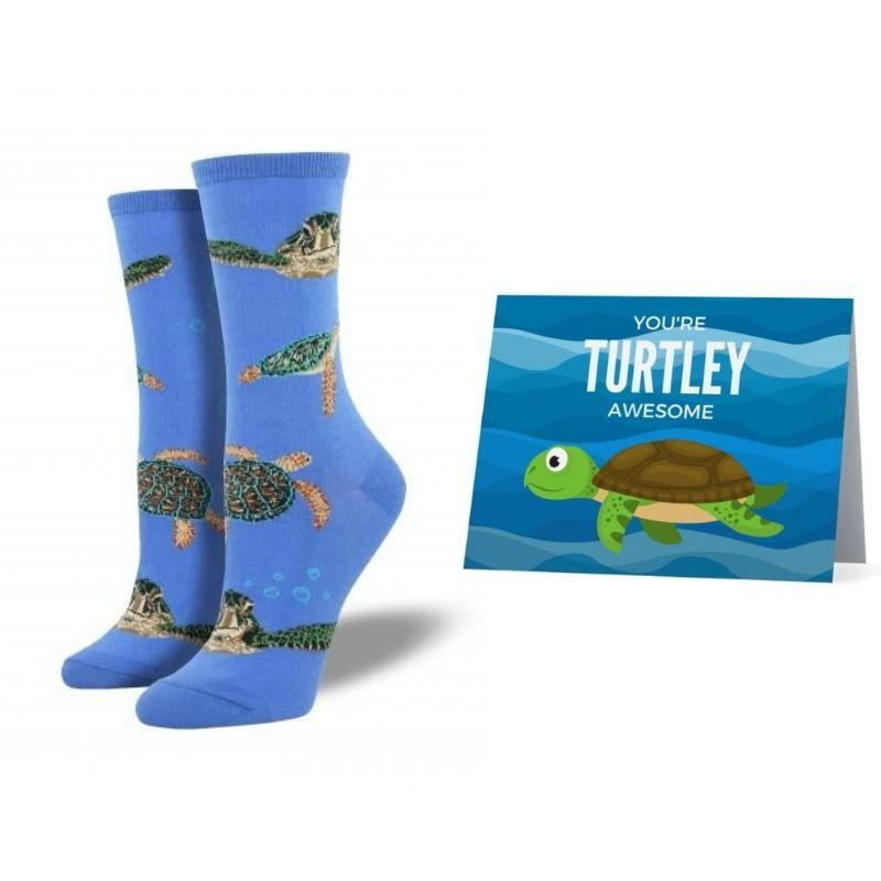 Sea Turtle Socks Bundle - Cute Dose