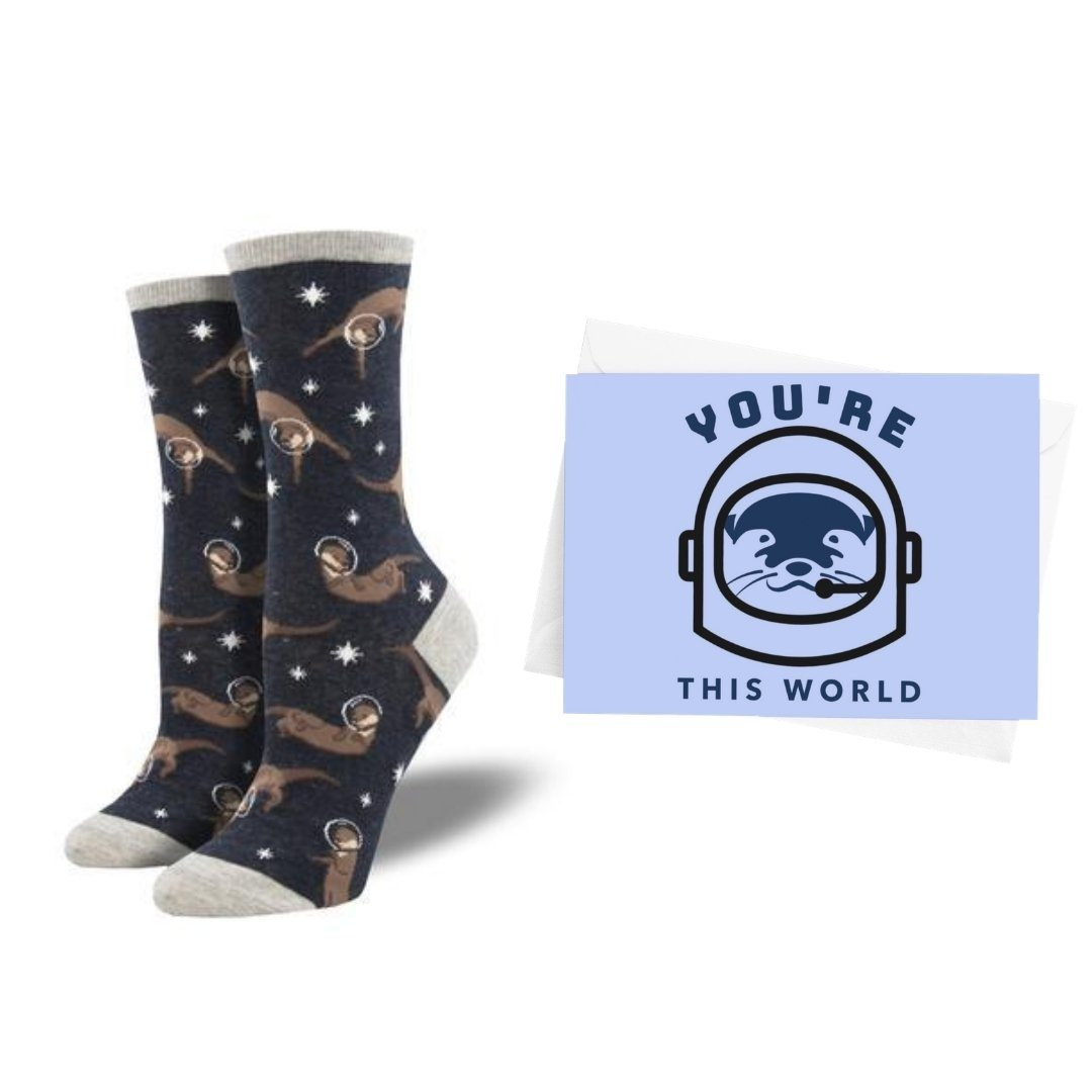 You're Otter This World Socks Bundle - Cute Dose