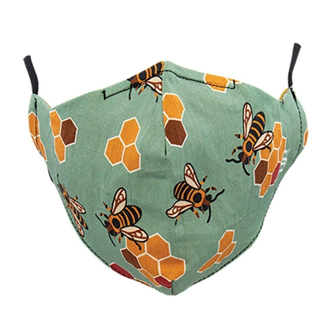 Busy Bees Mask - Cute Dose