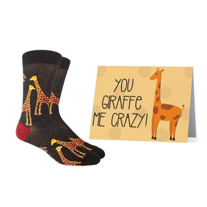 Giraffe Socks Bundle - Cute Dose