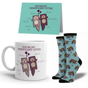Significant Otter Mug Package - Cute Dose
