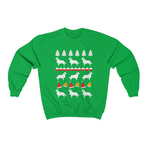 Golden Retriever Christmas Sweatshirt - Cute Dose