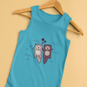 Significant Otter Unisex Tank - Cute Dose