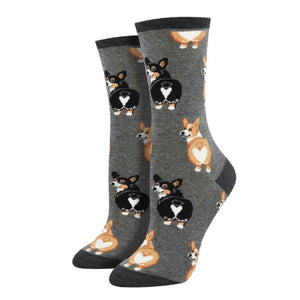 Corgi Butt Socks - Cute Dose