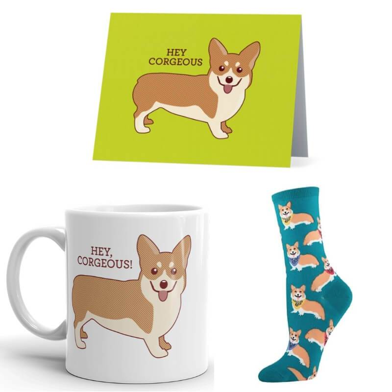 Corgi Mug Package - Cute Dose