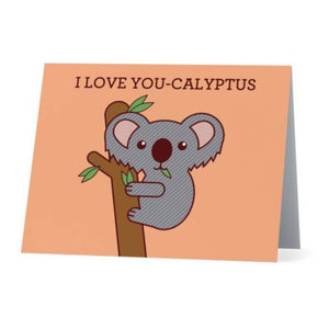 I Love You-calyptus - Cute Dose