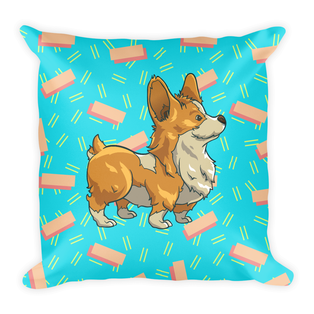 Oh My Corgi Pillow - Cute Dose