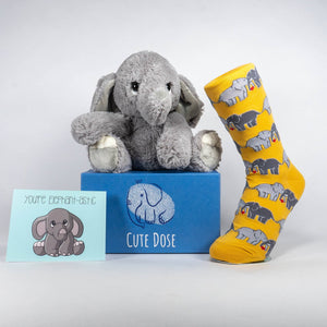 Elephant-astic Package - Cute Dose