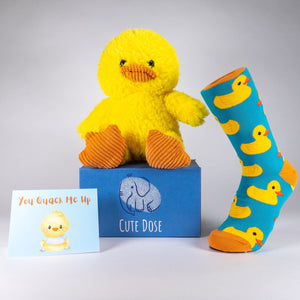 Duckling Care Package - Cute Dose