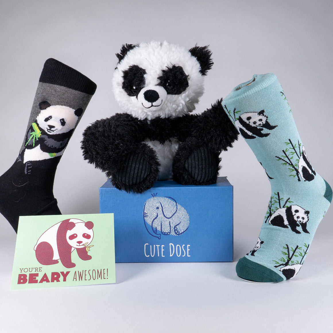 Panda Package - Cute Dose