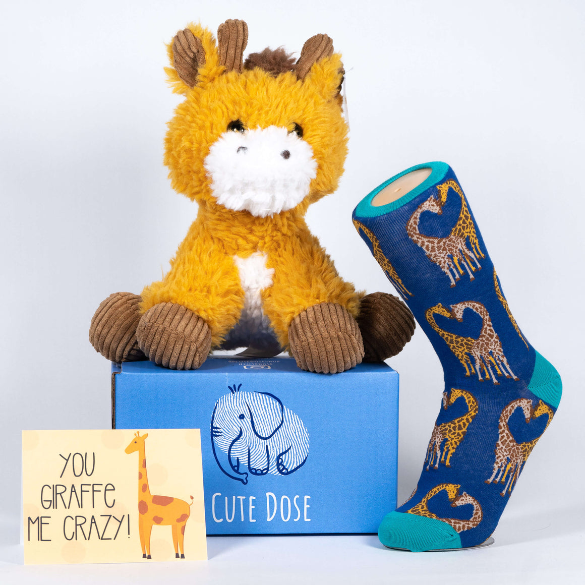 Giraffe Care Package - Cute Dose