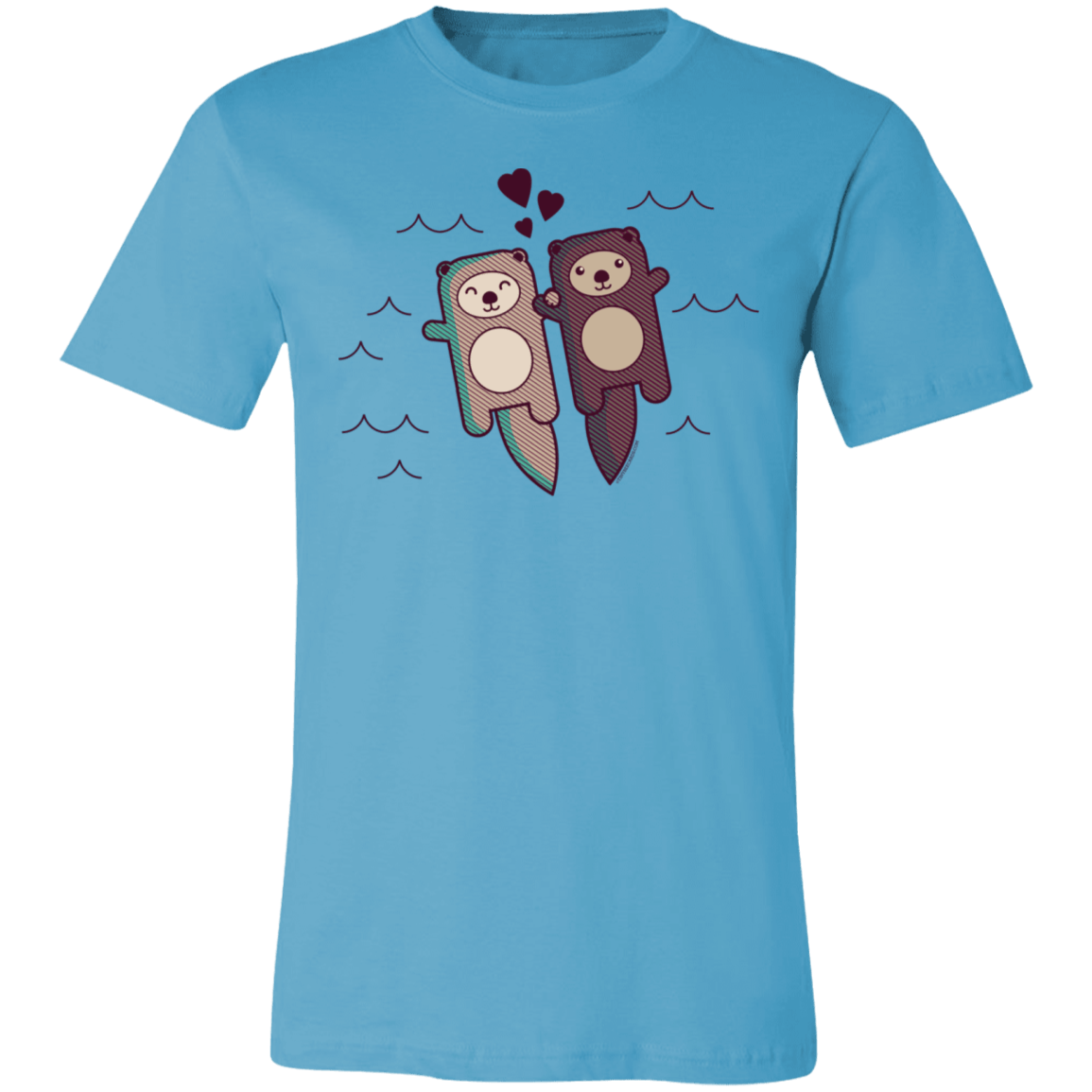 Significant Otter T-Shirt - Cute Dose