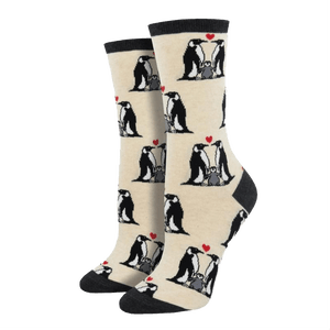 Penguin Love Socks - Cute Dose