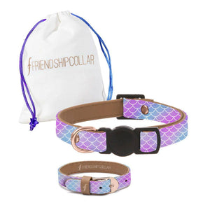 Mermaid Tails Cat Collar - Cute Dose
