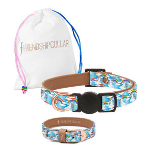 Cats Believe in Unicorns Cat Collar - Cute Dose