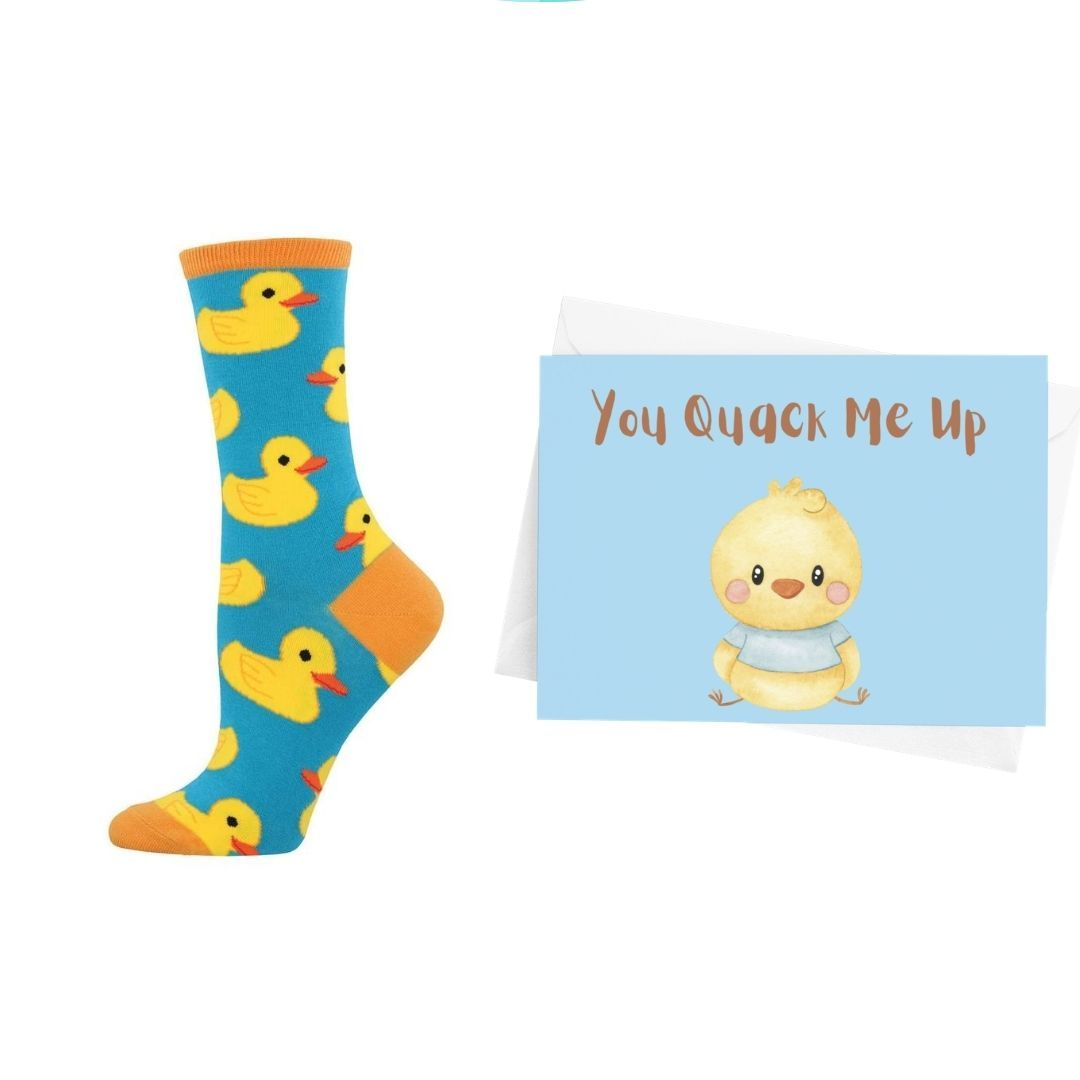 Duckling Socks Bundle - Cute Dose
