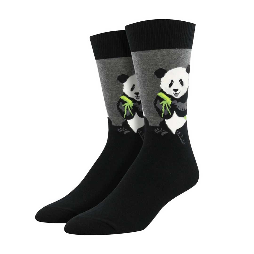 Panda Socks - Men's - Cute Dose