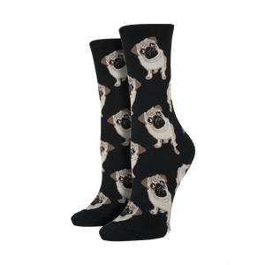 Pug Socks - Cute Dose