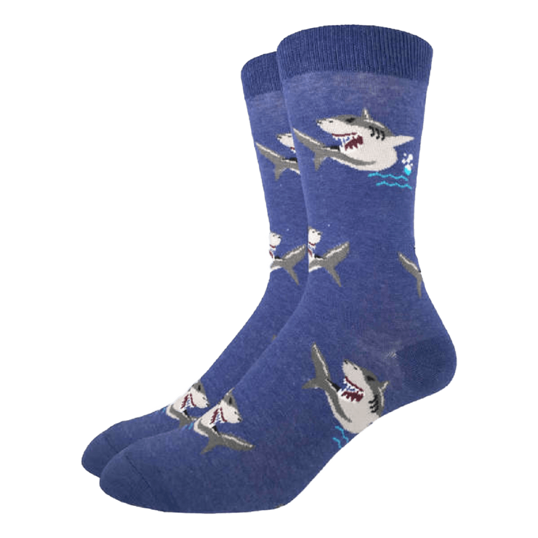 Shark Socks - Men's - Cute Dose