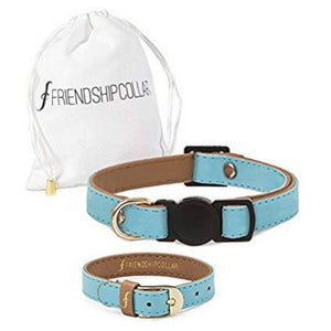 Classic Cat Azure Cat Collar - Cute Dose