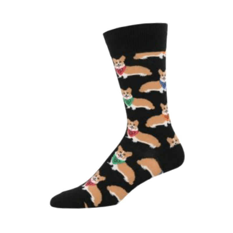 Oh My Corgi - MEN'S Socks - Cute Dose