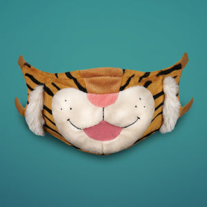 Lil' Buddies Tiger Mask - Cute Dose