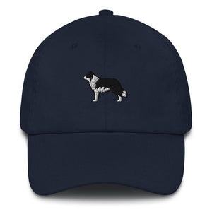 Border Collie Dad hat - Cute Dose