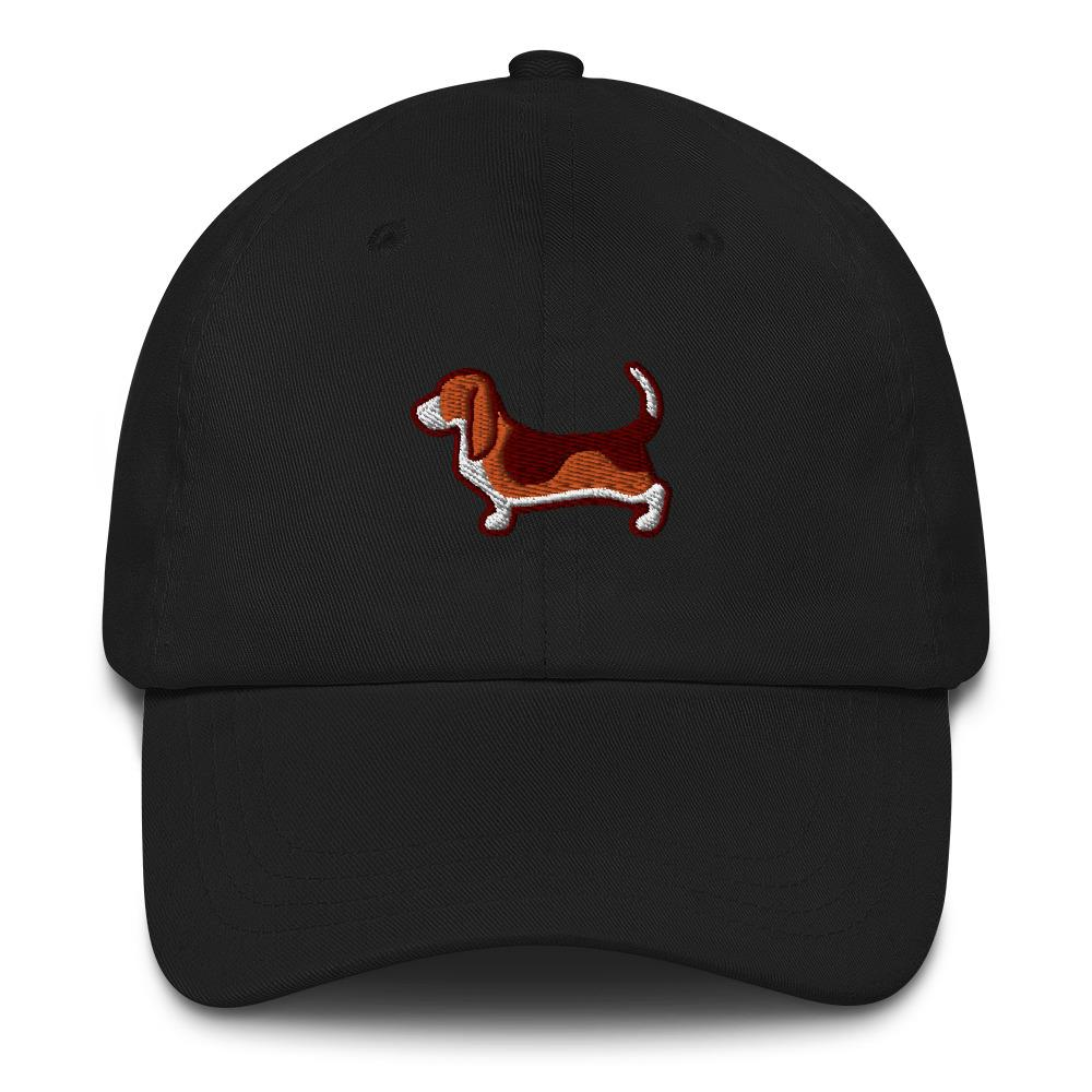 Basset Hound Dad hat - Cute Dose