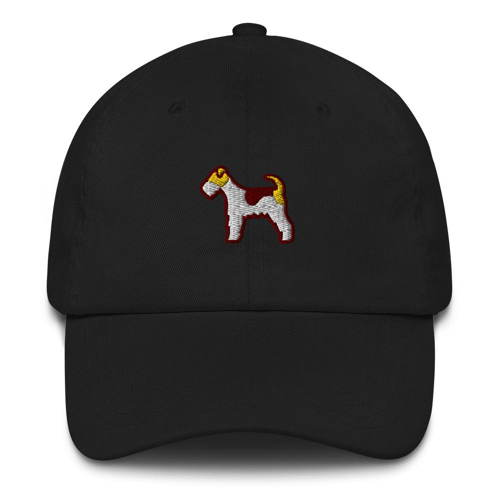 Fox Terrier Dad hat - Cute Dose