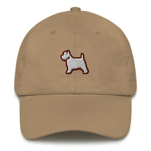 West Highland Terrier Dad hat - Cute Dose