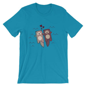 Men's Significant Otter T-Shirt - Cute Dose
