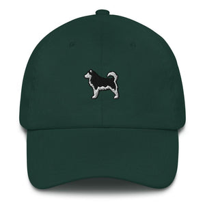 Alaskan Malamute Dad hat - Cute Dose