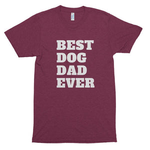 Best Dog Dad Ever T-Shirt - Cute Dose