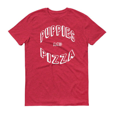 Puppies And Pizza T-Shirt