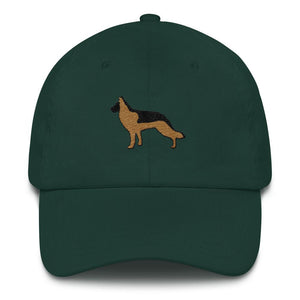German Shepherd Dad Hat - Cute Dose