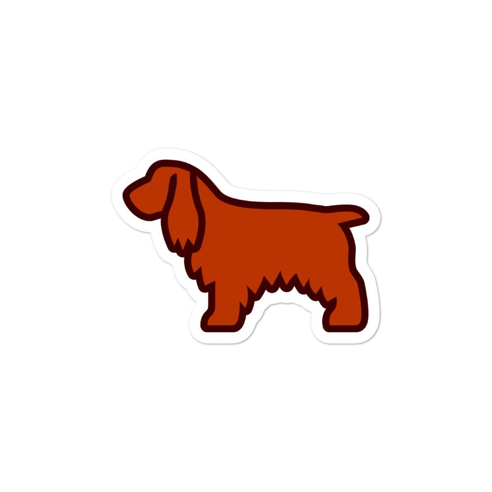 Cocker Spaniel Bubble-free stickers - Cute Dose