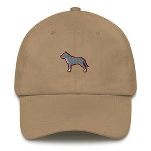 Pit Bull Dad hat - Cute Dose