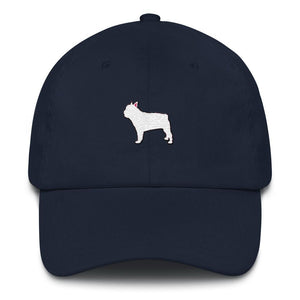 French Bulldog Dad Hat - Cute Dose
