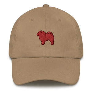 Chow Chow Dad hat - Cute Dose