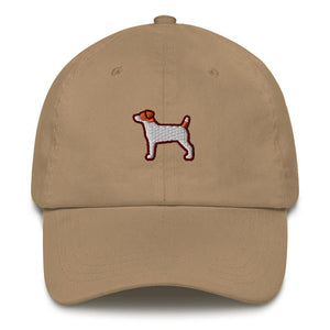 Jack Russell Terrier Dad hat - Cute Dose