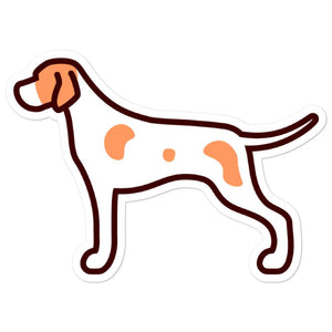 Pointer Bubble-free stickers - Cute Dose