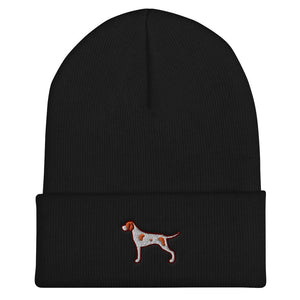 Pointer Cuffed Beanie - Cute Dose