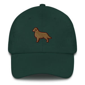 Golden Retriever Dad hat - Cute Dose