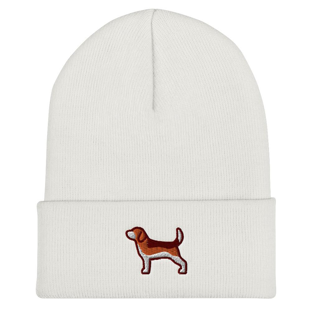 Beagle Cuffed Beanie - Cute Dose