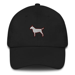 Bull Terrier Dad hat - Cute Dose