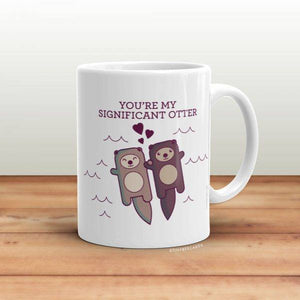 Significant Otter Coffee Mug - Cute Dose