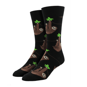 Sloth Socks - Men's - Cute Dose